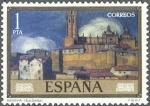 Sellos de Europa - España -  DIA DEL SELLO .IGNACIO DE ZULOAGA