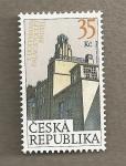 Sellos del Mundo : Europa : República_Checa : J. Hoffmann Palacio Stoclet