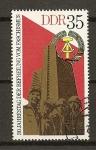 Sellos de Europa - Alemania -  RDA (DDR) / 30 Aniversario de la Liberacion