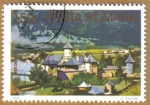 Sellos del Mundo : Europa : Rumania : Paisajes