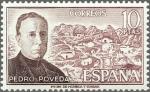 Sellos del Mundo : Europa : España :  PERSONAJES ESPAÑOLES( PADRE PEDRO POVEDA( 1874-1936)