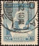 Sellos del Mundo : America : Chile : Salitre