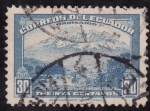 Sellos del Mundo : America : Ecuador : Monte Chimborazo