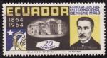 Sellos del Mundo : America : Ecuador : COLEGIO BENIGNO MALO