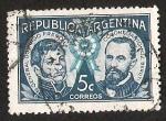 Sellos del Mundo : America : Argentina : GENERAL DOMINGO FRENCH - CORONEL ANTONIO BERUTI
