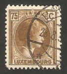 Sellos de Europa - Luxemburgo -  gran duquesa charlotte