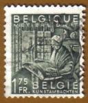 Sellos del Mundo : Europa : Bélgica : BELGIUN EXPORT