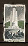 Sellos de Europa - Francia -  Conmemoracion de los combates de Mont-Mouchet