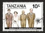 Sellos del Mundo : Africa : Tanzania : COMMONWEALTH DAY
