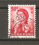 Sellos de Asia - Hong Kong -  Elizabeth II