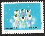 Sellos del Mundo : America : Brasil : MARLY MOTA - ANGELES