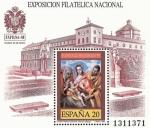 Sellos de Europa - España -  EXPOSICION FILATERICA NACIONAL EXFILNA