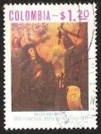 Sellos del Mundo : America : Colombia : REVERENDA MADRE FRANCISCA JOSEFA DEL CASTILLO