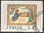 Sellos del Mundo : Europa : Italia : EVANGELARIO DI MATILDE