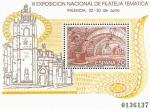 Sellos de Europa - España -  EXPOSICION FILATELICA TEMATICA