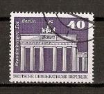 Sellos de Europa - Alemania -  Construcciones Socialistas en la RDA