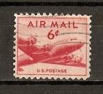 Sellos de America - Estados Unidos -  DC-4 Skymaster