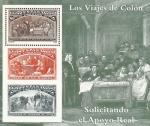 Sellos del Mundo : Europa : España : colon y el descubrimiento.