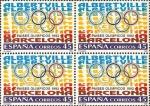 Sellos de Europa - España -  paises olimpicos
