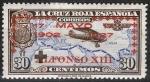 Sellos de Europa - España -  368 XXV Aniv.º de la Jura de la Constitución por Alfonso XIII