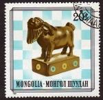 Sellos del Mundo : Asia : China :  Mongolia