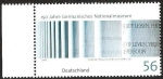 Sellos de Europa - Alemania -  150 JAHRE GERMANISCHES NATIONAL MUSEUM