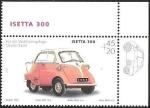 Sellos de Europa - Alemania -  AUTOMOVILES ANTIGUOS - ISETTA 300