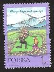 Sellos de Europa - Polonia -  WSZYSTKIEGO NAJLEPSZEGO