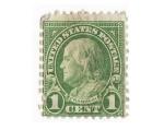 Sellos del Mundo : America : Estados_Unidos : Franklin