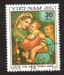 Sellos del Mundo : Asia : Vietnam : BUU CHINH