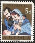 Sellos del Mundo : Oceania : Australia : CHRISTMAS