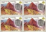 Sellos de Europa - España -  viaje de ss.mm.los reyes a hispanoamerica