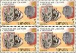 Sellos del Mundo : Europa : España : viaje de ss.mm.los reyes a hispanoamerica