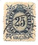 Sellos del Mundo : Europa : Hungría : correo terrestre