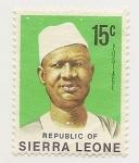 Sellos del Mundo : Africa : Sierra_Leona : Personaje