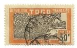 Sellos de Africa - Togo -  Arboleda