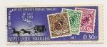 Sellos de Africa - Togo -  65° Aniversario de Servicios Postales de Togo(1962)