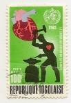 Sellos de Africa - Togo -  Mes Mundial del Corazón