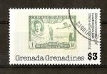 Sellos de America - Granada -  Travesias / 50 Aniversario