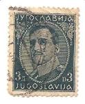 Sellos de Europa - Yugoslavia -  correo terrestre