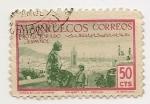 Sellos de Africa - Marruecos -  Moras en las Azoteas