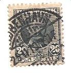 Sellos de Europa - Dinamarca -  correo terrestre
