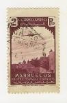 Sellos de Africa - Marruecos -  Protecrorado Español