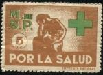 Sellos de America - Uruguay -  Ministerio de Salud Pública. Por la salud.