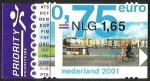 Sellos de Europa - Holanda -  PRIORITY