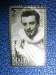 Sellos del Mundo : Europa : Malta : Oreste Kirkop 1923-1998