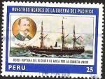Sellos del Mundo : America : Perú : NUESTROS HEROES DE LA GUERRA DEL PACIFICO