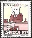 Sellos del Mundo : Europa : Polonia : KOZIOROZEC POLSKA