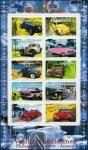 Sellos de Europa - Francia -  automoviles antiguos