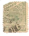 Sellos del Mundo : America : Brasil : correo terrestre